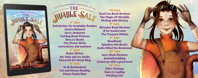 The Jumble Sale Full tour Banner