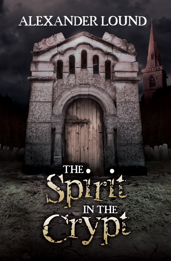 The Spirit in the Crypt - Ebook Cover