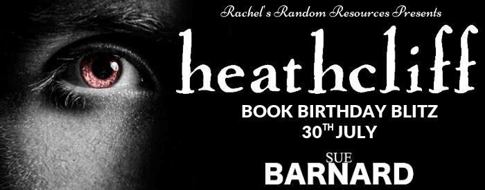 BOOK BIRTHDAY BLITZ   Heathcliff – SueBarnard