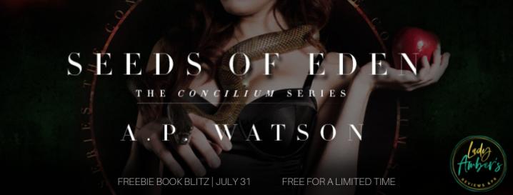 BOOK BLITZ   Seeds of Eden – A.P.Watson