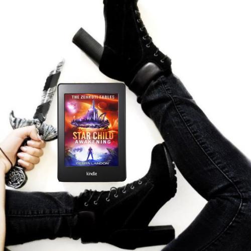 #BOOKBLITZ   Star Child – Petra Landon @PetraLandon @RABTBookTours #amreading #bookblogger#giveaway