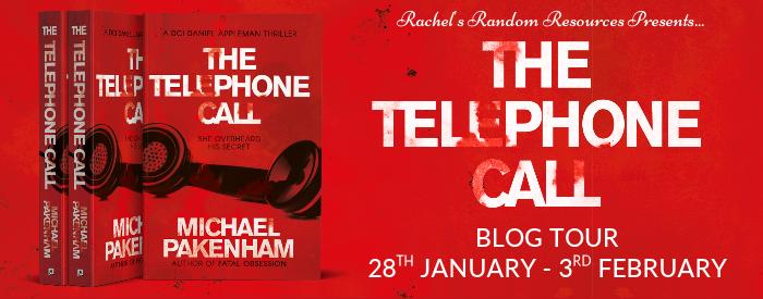 #BLOGTOUR | The Telephone Call – Michael Pakenham @rararesources @gilbster1000 #amreading #bookblogger #bookworm #bookreview #bookreviewer#giveaway