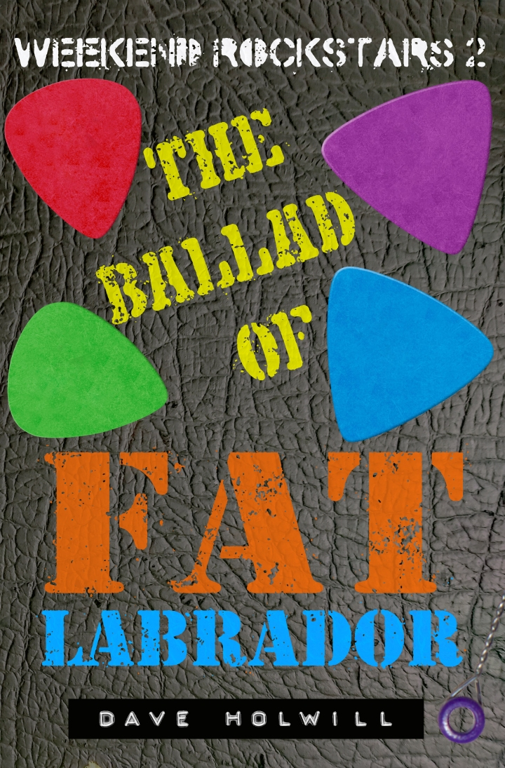 #BOOKREVIEW | Weekend Rockstars 2: The Ballad Of Fat Labrador – Dave Holwill@daveholwill