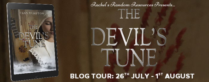 #BLOGTOUR | The Devil's Tune–Fran Kempton @rararesources @gilbster1000 #amreading #bookblogger#bookreview