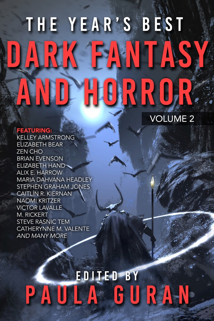 #BOOKREVIEW | The Year's Best Dark Fantasy and Horror Anthology edited by Paula Guran @paulaguran @samijolien @KayePublicity #amreading #bookblogger #darkfantasy #horror#anthology
