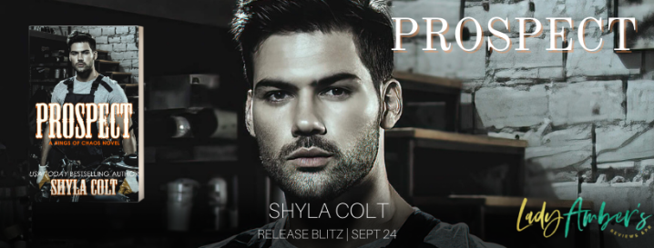 #RELEASEBLITZ | Prospect by @ShylaColt @agarcia6510 #giveaway #MC #contemporary #romance#amreading
