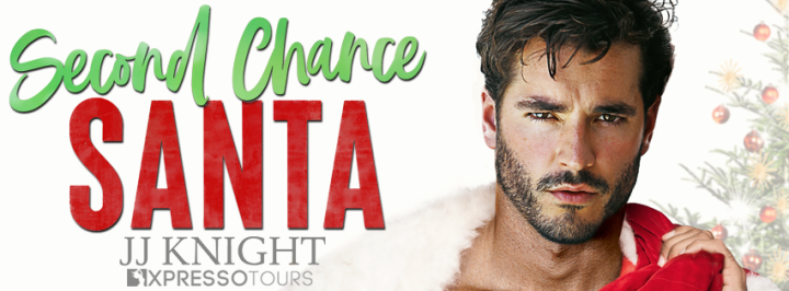 #COVERREVEAL | Second Chance Santa – J.J. Knight @XpressoTours #adult #comedy #holiday #romance#giveaway